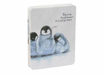 "Блокнот ""Little penguin"" (3)"